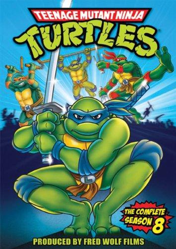 Teenage Mutant Ninja Turtles: Season 8 [DVD] [Import]