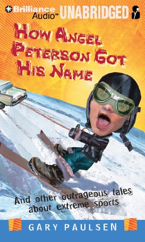 How Angel Peterson Got His Name: Library Edition