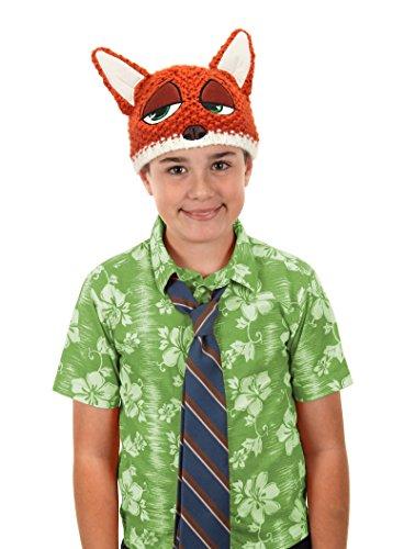 elope Disney's Zootopia Nick Wilde Knit Beanie