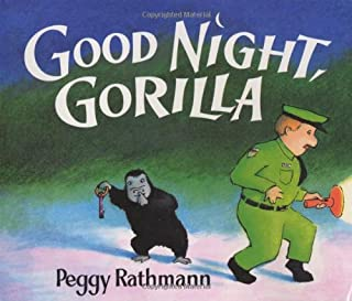 Book Cover: Good Night, Gorilla