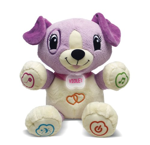 My Puppy Pal (violet) 19157 Violet 0115970716322 By Leapfrog