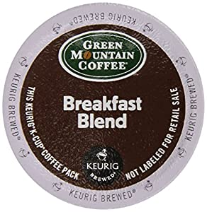 Keurig Green Mountain Coffee K-Cup Packs by Keurig