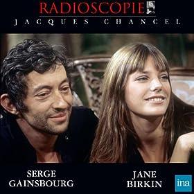 Radioscopie: Jane Birkin et Serge Gainsbourg (18 f�vrier 1969)