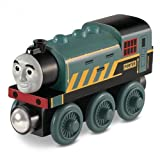 Thomas y sus Amigos - Porter Locomotora - Ferrocarril de Madera - Mattel Thomas & Friends