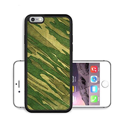 Liili Premium Apple iPhone 6 Plus iPhone 6S Plus Aluminum Backplate Bumper Snap Case Closeup of camouflage pattern Background or texture IMAGE ID 21583353 (Universal Bush Bumper compare prices)
