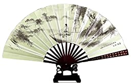Creative Chinese Style Folding Fan Men