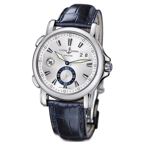Ulysse Nardin Men's 243-55/91 GMT Big Date Watch