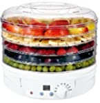 Digital Food Dryer & Dehydrator - Fru...