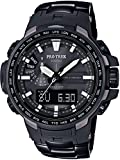 [カシオ]CASIO 腕時計 PROTREK トリプルセンサーVer.3搭載 世界6局対応電波ソーラー PRW-6100YT-1JF メンズ