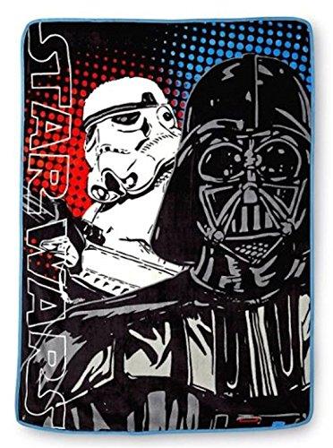 Star Wars Plush Throw