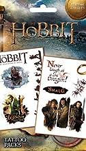 The Hobbit Desolation of Smaug Dragon Tattoo Pack - 11 Tattoos