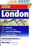 Philip's Street Atlas London: Standar...