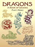 Dragons: A Book of Designs (Dover Pictorial Archive)
