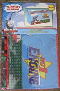 Thomas & Friends Extra Large Collapsible Storage Chest from Thomas the Tank Engine and Friends