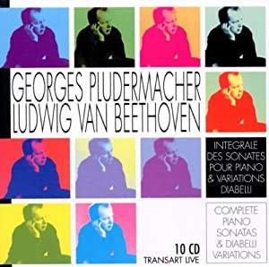Integrale Des Sonates Pour Piano & Variations Diabelli