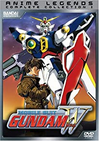 Mobile Suit Gundam Wing - Complete Collection 1