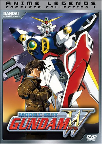 Mobile Suit Gundam Wing: Complete Collection 1 [DVD] [Region 1] [US Import] [NTSC]