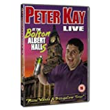 Peter Kay - Live At The Bolton Albert Halls [DVD] [2003]by Peter Kay