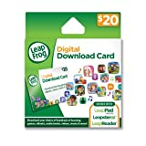 LeapFrog Digital Download Card (works with all LeapPad Tablets, LeapsterGS and LeapReader) thumbnail