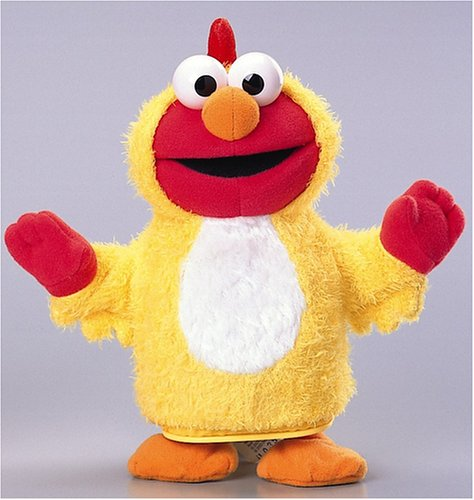 Sesame Street Chicken Dancer Elmo (Chicken Dance Toy compare prices)