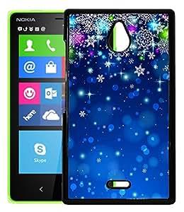 FCS Printed 2D Designer Hard Back Case For Nokia X2 Design-50025