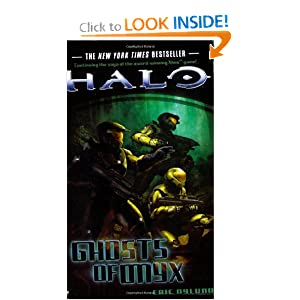 Ghosts of Onyx (Halo) by Eric Nylund
