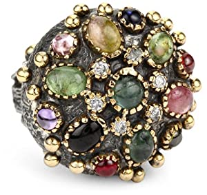 BORA Tourmaline Ring, Size 7