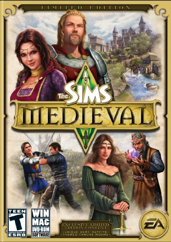 PC Games - The Sims Medieval Limited Edition