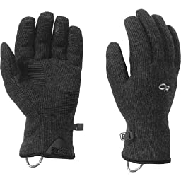 Outdoor Research Men\'s Flurry Gloves, Black, X-Large