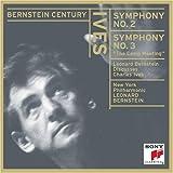 echange, troc Ives, Bernstein, New York Philharmonic - Symphonies 2 & 3
