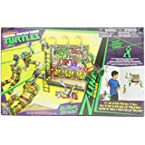 Teenage Mutant Ninja Turtles Deluxe Billboard Breakdown Playset