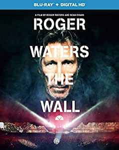 Roger Waters The Wall Blu Ray Sean Evans Roger Waters Clare Spencer Movies Tv