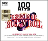 100 Hits - Legends of Rock 'N' Roll Various Artists