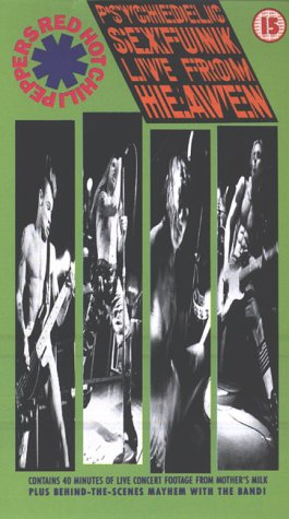 red-hot-chili-peppers-psychedelic-sexfunk-live-from-heaven-vhs-1990