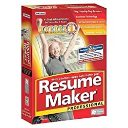 Resume Maker Professional 14 [Old Version]