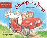 Sheep in a Jeep[ SHEEP IN A JEEP ] by Shaw, Nancy E. (Author) Aug-25-97[ Board Books]