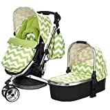 Obaby Chase 3-in-1 ZigZag (Lime)