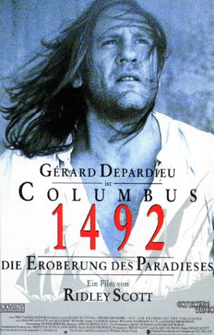 1492 - Die Eroberung des Paradieses [VHS]