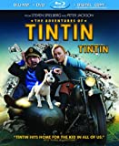 The Adventures of Tintin (Bilingual) [Blu-ray + DVD + Digital HD] (Sous-titres français)