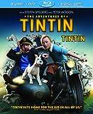 The Adventures of Tintin / Les Aventures de Tintin : Le Secret de la Licorne (Bilingual) [Blu-ray + DVD + Digital] (Sous-titres fran�ais)