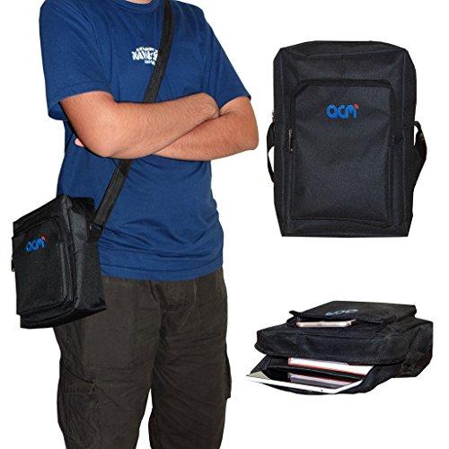 Acm Classic Soft Padded Shoulder Sling Bag For Xolo Qc800 8