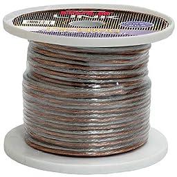 Pyle PSC14100 14-Gauge 100 feet Spool of High Quality Speaker Zip Wire