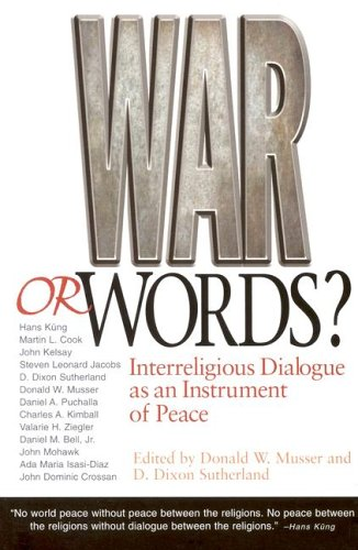 War or Words?: Inter-Religious Dialogue as an Instrument of Peace