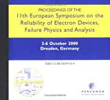 img - for Proceedings of the 11th European Symposium on the Reliability of Electron Devices, Failure Physics and Analysis book / textbook / text book