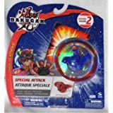 Bakugan Special Attack Bakugan Spin Dragonoid and #8211, Colors Vary