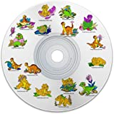 Digitized Embroidery Land Before Time Machine Embroidery Designs CD For Brother Embroidery Machine