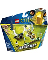 Lego - 301138 - Legends Of Chima - 70139 - Speedorz - L'Envol Aigle