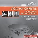 Le Sanctuaire d'Astarté / L'herbe de la mort / La demoiselle de compagnie (Les enquêtes de Miss Marple 2) | Agatha Christie