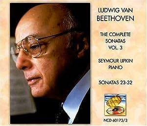 Beethoven: Complete Sonatas Vol. 3 - Sonatas 23-32