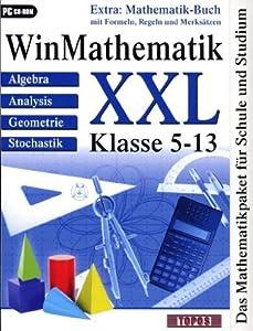 WinMathematik XXL für die Klassen 5-13